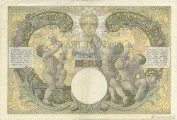 50 Francs MADAGASCAR  1937 P.38 SUP