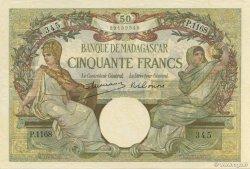 50 Francs MADAGASCAR  1948 K.811b pr.SUP