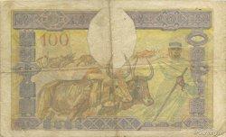 100 Francs MADAGASCAR  1937 K.813b TB à TTB