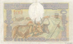 100 Francs MADAGASCAR  1937 P.40 TTB