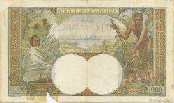 1000 Francs MADAGASCAR  1948 K.818b TB