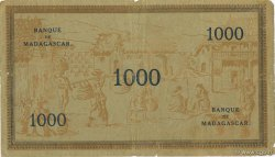 1000 Francs MADAGASCAR  1941 K.820 pr.TB