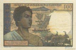100 Francs - 20 Ariary MADAGASCAR  1961 K.836b SUP