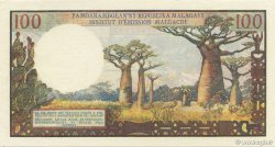 100 Francs - 20 Ariary MADAGASCAR  1964 K.845b NEUF