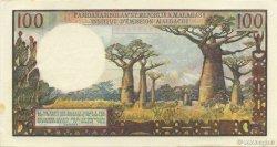 100 Francs - 20 Ariary MADAGASCAR  1964 P.57a pr.NEUF