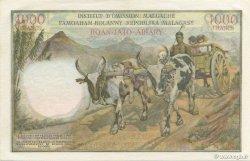 1000 Francs - 200 Ariary MADAGASCAR  1960 P.56a SPL