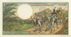 1000 Francs - 200 Ariary MADAGASCAR  1966 K.851b SUP+
