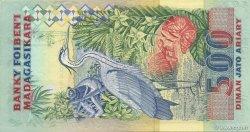 2500 Francs - 500 Ariary MADAGASCAR  1988 P.72Aa pr.NEUF