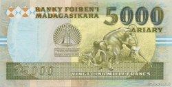 25000 Francs - 5000 Ariary MADAGASCAR  1988 P.74Aa pr.NEUF