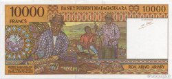 10000 Francs - 2000 Ariary MADAGASCAR  1994 P.79b SPL