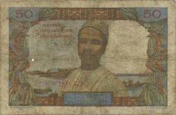 50 Francs COMORES  1960 P.02b B