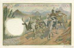 1000 Francs COMORES  1963 P.05b SPL