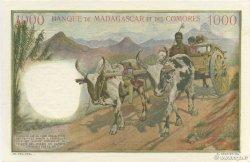 1000 Francs COMORES  1963 P.05b pr.NEUF
