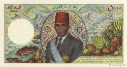 5000 Francs COMORES  1976 P.09a NEUF