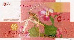 500 Francs COMORES  2006 P.15 NEUF