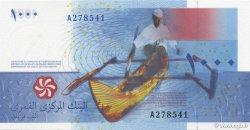 1000 Francs COMORES  2005 P.16 NEUF