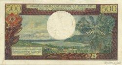 500 Francs - 100 Ariary MADAGASCAR  1964 P.58 TTB+