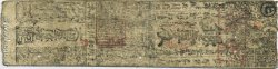 Hansatsu - Momme JAPON  1860 P.- TB