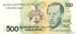 500 Cruzeiros BRÉSIL  1990 P.230 NEUF