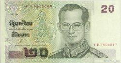 20 Baht THAÏLANDE  2004 P.109 NEUF