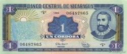 1 Cordoba NICARAGUA  1995 P.179 NEUF