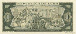 1 Peso CUBA  1986 P.102c pr.NEUF