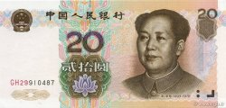 20 Yuan CHINE  1999 P.0899 NEUF