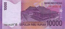 10000 Rupiah INDONÉSIE  2005 P.143 pr.NEUF