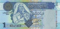 1 Dinar LIBYE  2004 P.68a NEUF