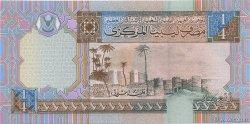 1/4 Dinar LIBYE  2002 P.62 NEUF