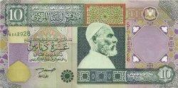 10 Dinars LIBYE  2002 P.66 pr.NEUF