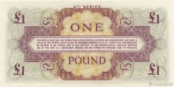 1 Pound ANGLETERRE  1962 P.M036 NEUF