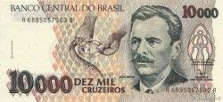 10000 Cruzeiros BRÉSIL  1992 P.233b NEUF