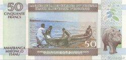 50 Francs BURUNDI  2007 P.36 NEUF