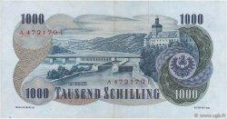 1000 Schilling AUTRICHE  1961 P.141a TTB