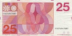 25 Gulden PAYS-BAS  1971 P.092 SUP