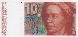 10 Francs SUISSE  1990 P.53 NEUF