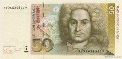 50 Deutsche Mark ALLEMAGNE  1993 P.040c pr.NEUF