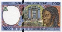 10000 Francs GABON  2000 P.405Lf NEUF