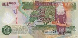1000 Kwacha ZAMBIE  2004 P.44c NEUF