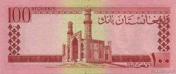 100 Afghanis AFGHANISTAN  1961 P.040 pr.SPL
