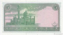 5 Ringgit - 5 Dollars BRUNEI  1983 P.07b NEUF