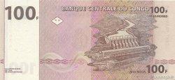 100 Francs CONGO  1997 P.90a NEUF