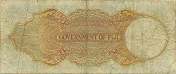 5 Shillings FIDJI  1951 P.037k TB
