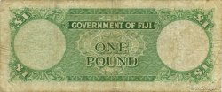 1 Pound FIDJI  1962 P.053e TB