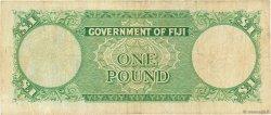 1 Pound FIDJI  1962 P.053e TB+