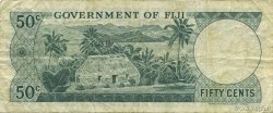 50 Cents FIDJI  1968 P.058a TB à TTB