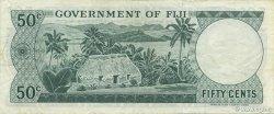 50 Cents FIDJI  1968 P.058a TTB+