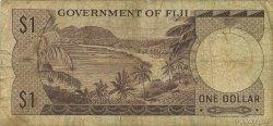 1 Dollar FIDJI  1968 P.059a B+