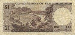 1 Dollar FIDJI  1968 P.059a TB+
